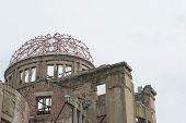 Memotial In Hiroshima