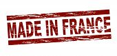 Stamp - Made in France
