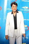 FLUSHING, NY - AUGUST 29: Robin Roberts attends the Opening Night Ceremonies for the 2011 US Open at