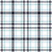 Tartan Seamless Vector Pattern. Checkered Plaid Texture. Geometrical Simple Square Background For Fa poster
