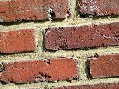 Old Weathered Bricks poster