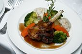 Lamb And Vegetables