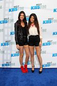 LOS ANGELES - MAY 12:  Kendall Jenner; Kylie Jenner. arrives at the