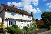Old House In Lavenham,Uk