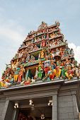 Hinduistic Temple