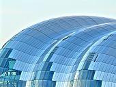 Beautiful Glass Structure