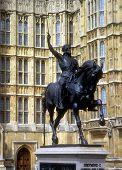 King Richard I,  Lionheart Statue