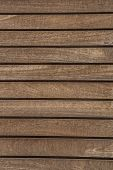 Wood Boards, Planks Patterns Background On Wooden Planks poster