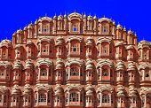 Incredible India, Palace of winds - Jaipur, Rajastan