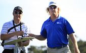 Charley Hoffman at The Players Championship 2012