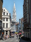 Rue De L'homme Chretien, Brussels