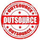 Outsource-stamp