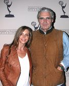 LOS ANGELES - OCT 25:  Kathy Fischer, Michael Nouri at the An Evening with