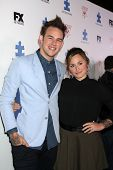 LOS ANGELES - OCT 24:  James Durbin at the Blue Jean Ball benefiting Austism Speaks at Boulevard 3 o