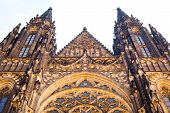 Prague. Hradcany. Cathedral.