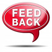 feedback button. Comment and share your comments and write a testimonial