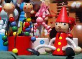 Pinocchio Wood Puppet