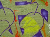Segment Of Grafitti