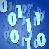 Binary Numbers poster
