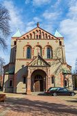 St. Hedwig's Church in Chorzow