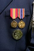 Honor Guard Medals