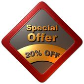 Special Offer 20% off (Diamond)