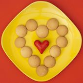 Heart Of Biscuits.