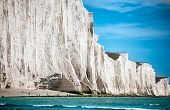 White Chalk Cliffs Travel