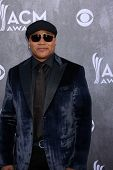 LAS VEGAS - APR 6:  LL Cool J, aka James Smith at the 2014 Academy of Country Music Awards - Arrival