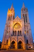 Truro Cathedral Cornwall England