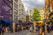 St Christophers Place In London