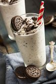 Cookies And Cream Milkshake