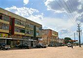Nampula, Mozambique - 6 December 2008: The Village.