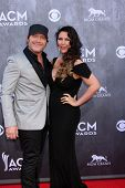 LAS VEGAS - APR 6:  Jerrod Niemann at the 2014 Academy of Country Music Awards - Arrivals at MGM Gra
