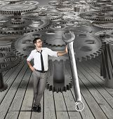 Maintenance Of A System Of Gears