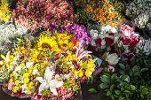 Street Flowers Market