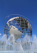 1964 New York World s Fair Unisphere in Flushing Meadows Park