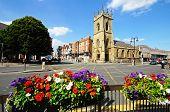 St Michaels church, Chester.