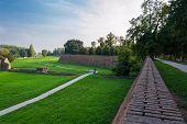 pic of ferrara  - The Walls of Ferrara  - JPG