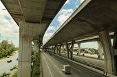 Structure To Transportation Freeways