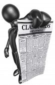 Holding Employment Classifieds