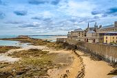 View At Saint Malo And Fort National