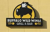 Buffalo Wild Wings Sign