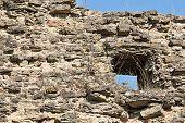 Ruins Of A Defensive Wall