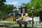 Children Playground in Cyberjaya