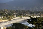 carmel beach, Monterey, California, USA