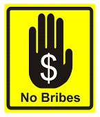 No Bribes Please