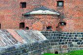 Defensive Tower Dohna. Kaliningrad (before Koenigsberg), Russia