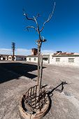 Ghost Town Humberstone, Chile