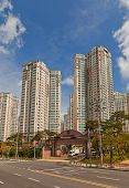 Lotte Castle Kaiser Apartments In Busan, Korea